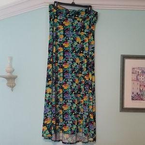Lularoe Maxi Skirt Coverup Dress